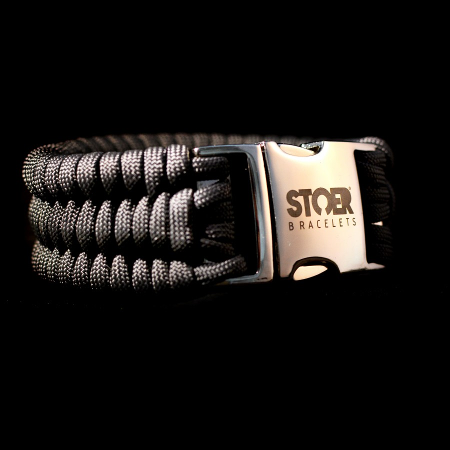 Paracord XXL  30mm zwart fishtail