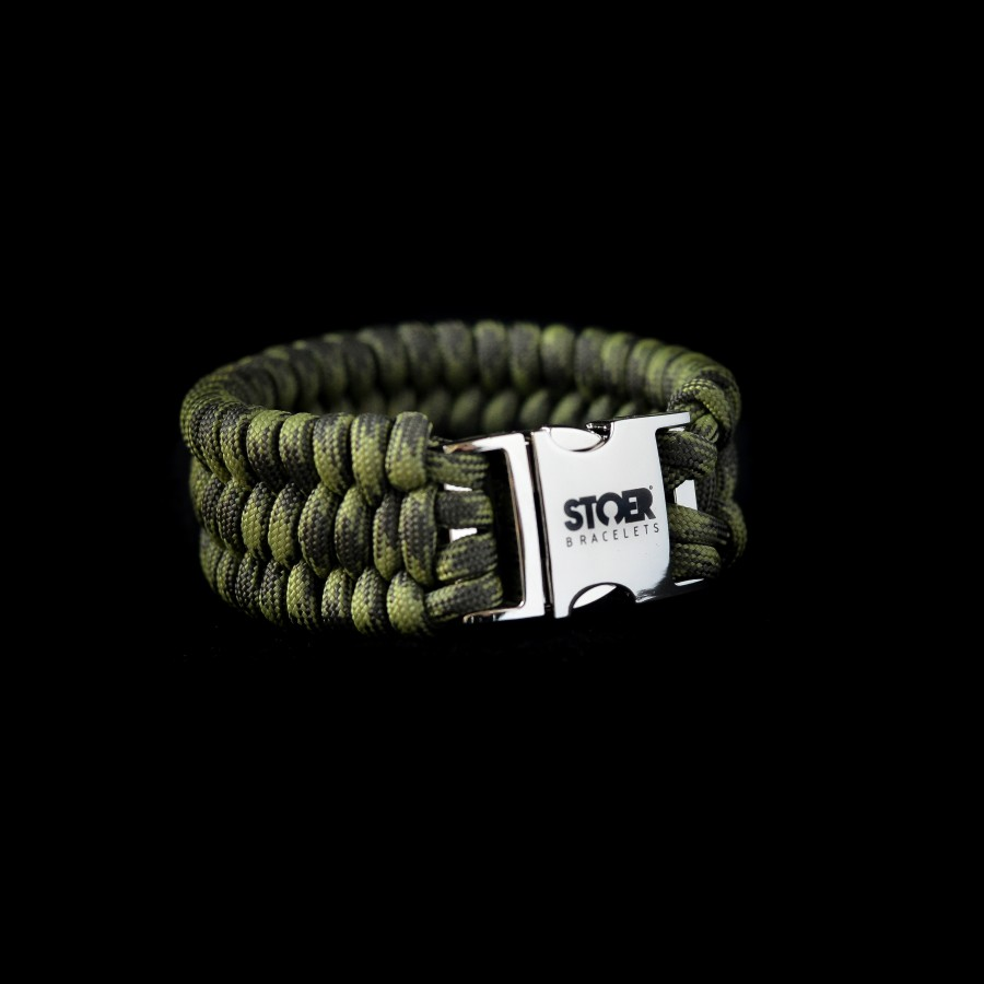 Paracord XL camo fishtail