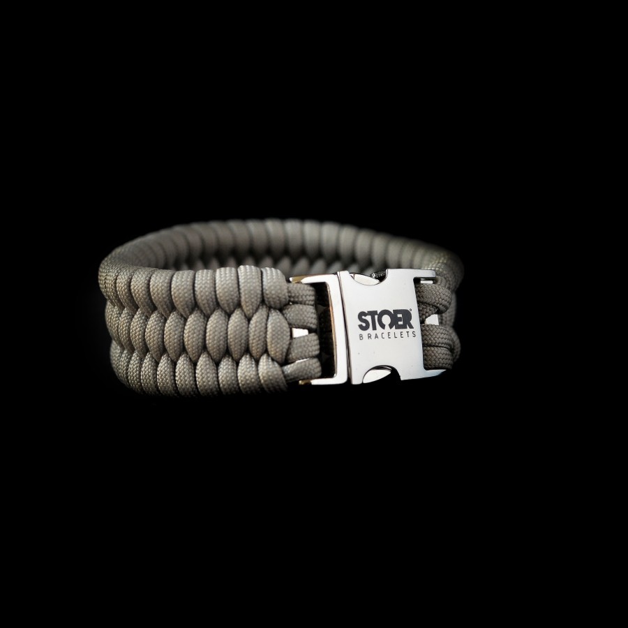 Paracord XL taupe fishtail
