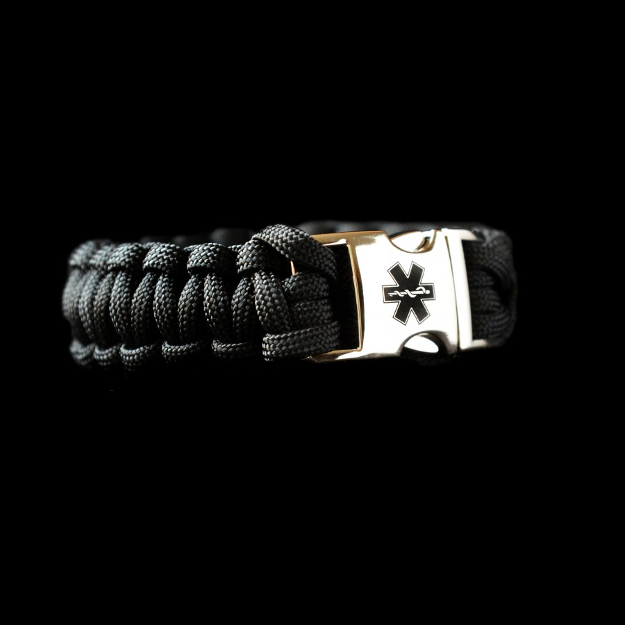 Paracord Star of life