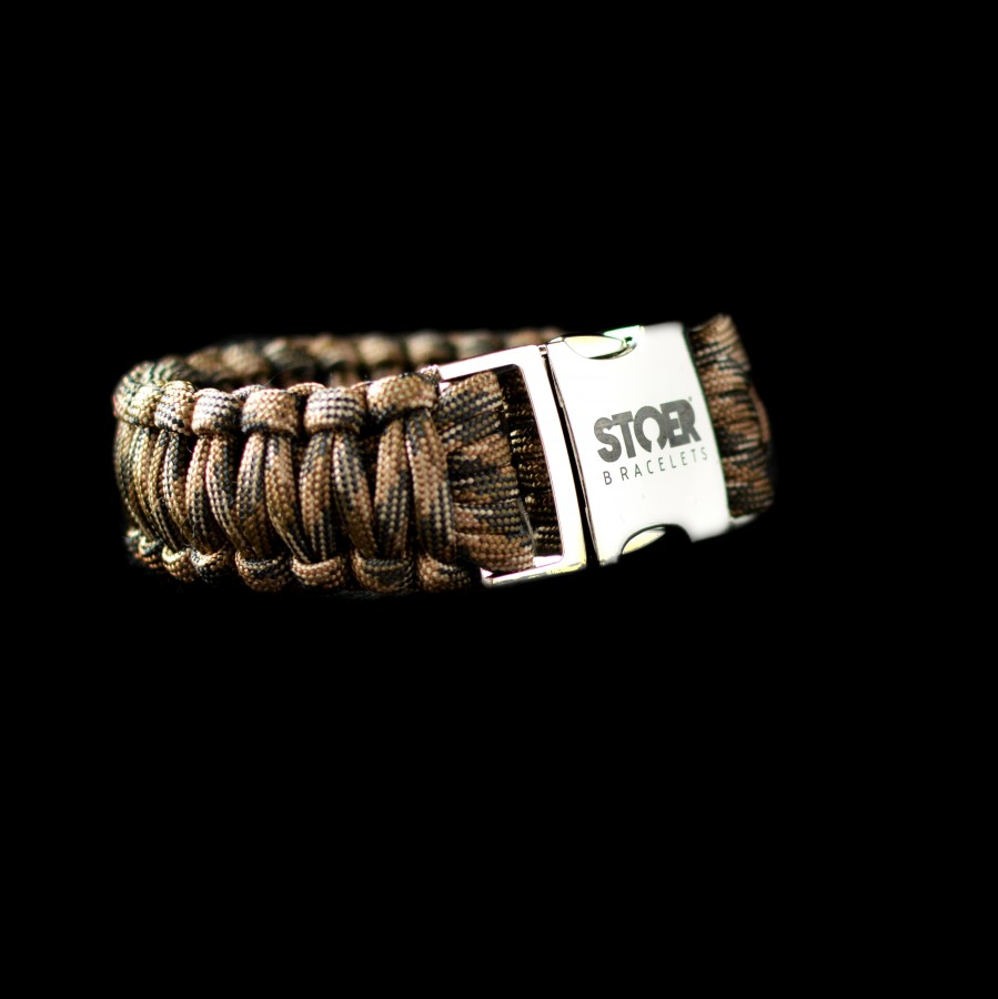 Paracord XXL 30mm camobrown cobra