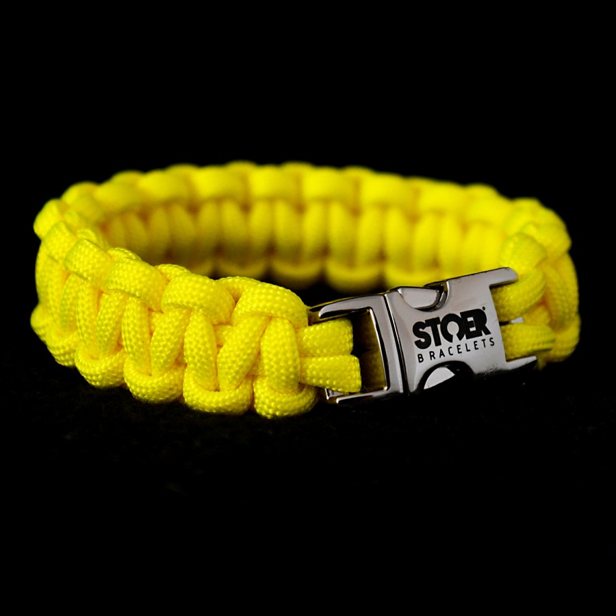 Paracord summer yellow
